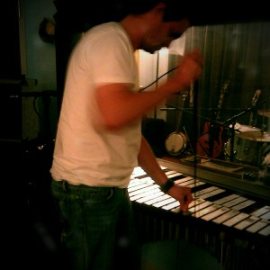 Jeremy Wheatley Bowing the Vibraphone