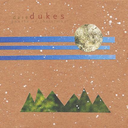 Ghosts of Christmas Album Art